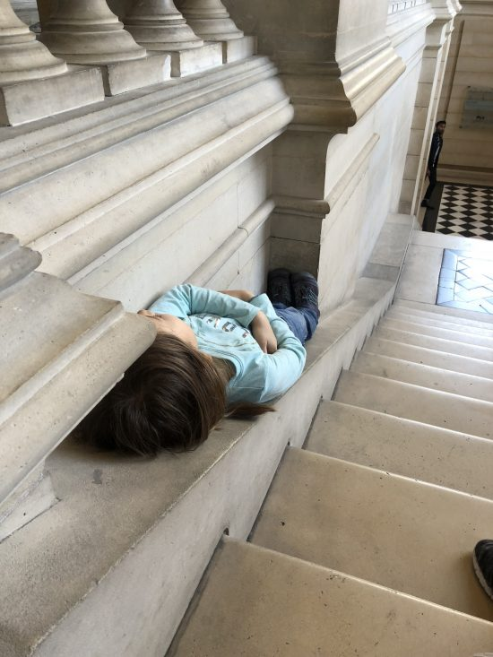 Paris Part 3: Art is Exhausting